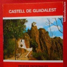 Libros de segunda mano: CASTELL DE GUADALEST - LIBRO DE FIESTAS - 1992. Lote 66104402