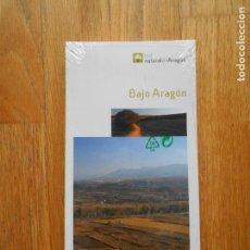Libros de segunda mano: RED NATURAL DE ARAGON, BAJO ARAGON, SIN ABRIR. Lote 67241737