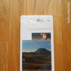 Libros de segunda mano: RED NATURAL DE ARAGON, COMUNIDAD DE TERUEL, SIN ABRIR. Lote 67241933