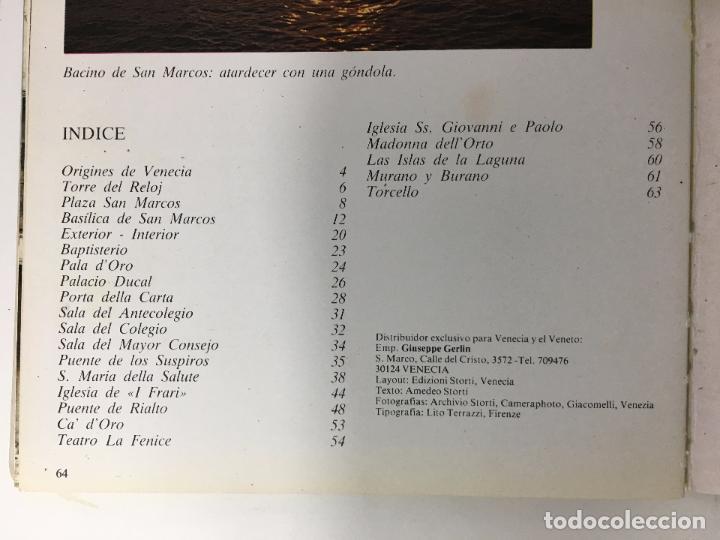 venecia 1 plano y 94 ilustraciones-guia a color - Comprar Libros de ...