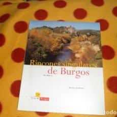 Libros de segunda mano: RINCONES SINGULARES DE BURGOS. VIII ARLANZA POR ENRIQUE DEL RIVERO.. Lote 68332309