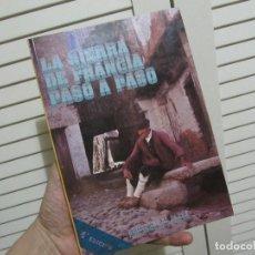 Libros de segunda mano: LA SIERRA DE FRANCIA PASO A PASO. Lote 68496597
