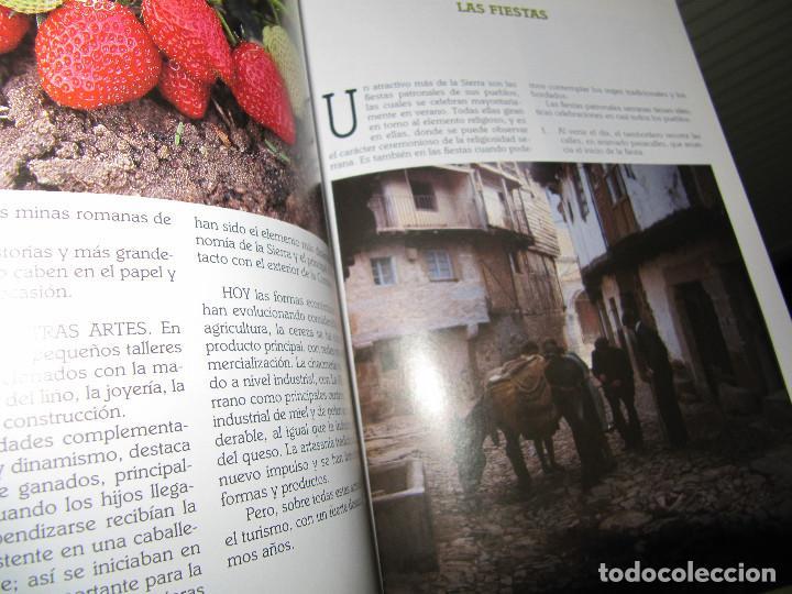 Libros de segunda mano: LA SIERRA DE FRANCIA PASO A PASO - Foto 4 - 68496597