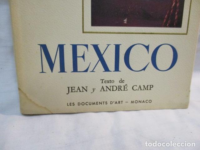 Libros de segunda mano: MEXICO - ESCALES DU MONDE - LES DOCUMENTS D ART - MONACO - 1952 (EN FRANCES) - Foto 2 - 68516525