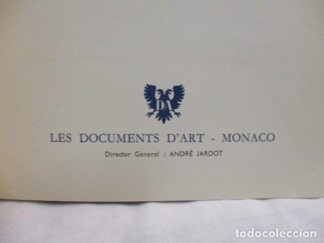Libros de segunda mano: MEXICO - ESCALES DU MONDE - LES DOCUMENTS D ART - MONACO - 1952 (EN FRANCES) - Foto 8 - 68516525