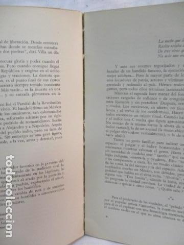 Libros de segunda mano: MEXICO - ESCALES DU MONDE - LES DOCUMENTS D ART - MONACO - 1952 (EN FRANCES) - Foto 10 - 68516525