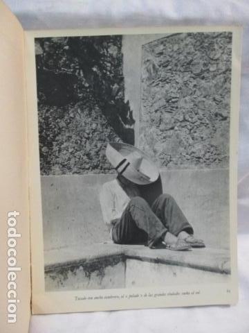 Libros de segunda mano: MEXICO - ESCALES DU MONDE - LES DOCUMENTS D ART - MONACO - 1952 (EN FRANCES) - Foto 11 - 68516525