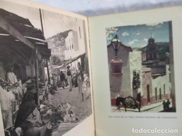 Libros de segunda mano: MEXICO - ESCALES DU MONDE - LES DOCUMENTS D ART - MONACO - 1952 (EN FRANCES) - Foto 13 - 68516525