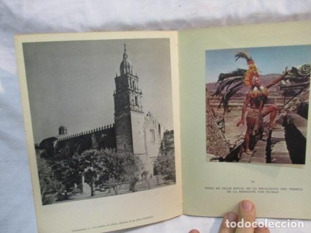 Libros de segunda mano: MEXICO - ESCALES DU MONDE - LES DOCUMENTS D ART - MONACO - 1952 (EN FRANCES) - Foto 14 - 68516525