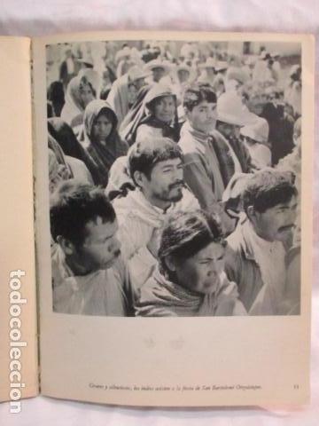 Libros de segunda mano: MEXICO - ESCALES DU MONDE - LES DOCUMENTS D ART - MONACO - 1952 (EN FRANCES) - Foto 15 - 68516525