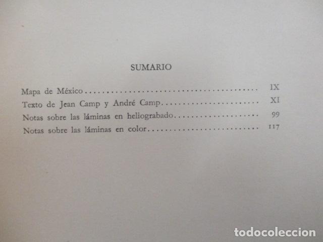 Libros de segunda mano: MEXICO - ESCALES DU MONDE - LES DOCUMENTS D ART - MONACO - 1952 (EN FRANCES) - Foto 16 - 68516525