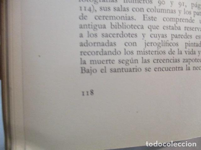 Libros de segunda mano: MEXICO - ESCALES DU MONDE - LES DOCUMENTS D ART - MONACO - 1952 (EN FRANCES) - Foto 17 - 68516525