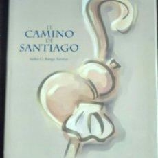 Libros de segunda mano: LIBRO EL CAMINO DE SANTIAGO DE 1993 DE ISIDRO G. BANGO TORVISO . Lote 69050498