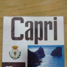 Libros de segunda mano: ISLA DE CAPRI EDIZIONI FOTORAPIDACOLOR EN ESPAÑOL EDICION 1973. Lote 69106745