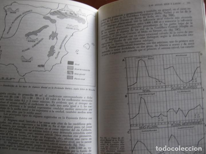 Libros de segunda mano: Geografía General de España, Tomo I. - Foto 8 - 69128289
