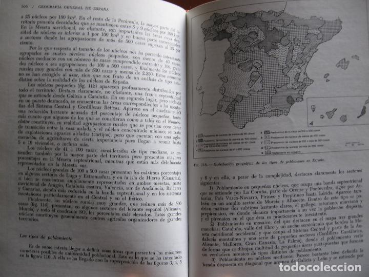 Libros de segunda mano: Geografía General de España, Tomo I. - Foto 10 - 69128289