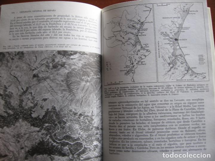 Libros de segunda mano: Geografía General de España, Tomo I. - Foto 11 - 69128289