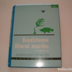 Libros de segunda mano: VV.AA. ECOSISTEMA LITORAL MARIÑO.2. O INFRALITORAL. RMT77913. . Lote 69736125