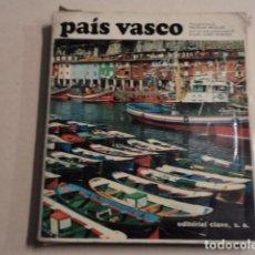 Libri di seconda mano: PAÍS VASCO - JULIO CARO BAROJA - FOTOGRAFÍAS DE NICOLAS MULLER - BIBLIODISCO. Lote 70877457