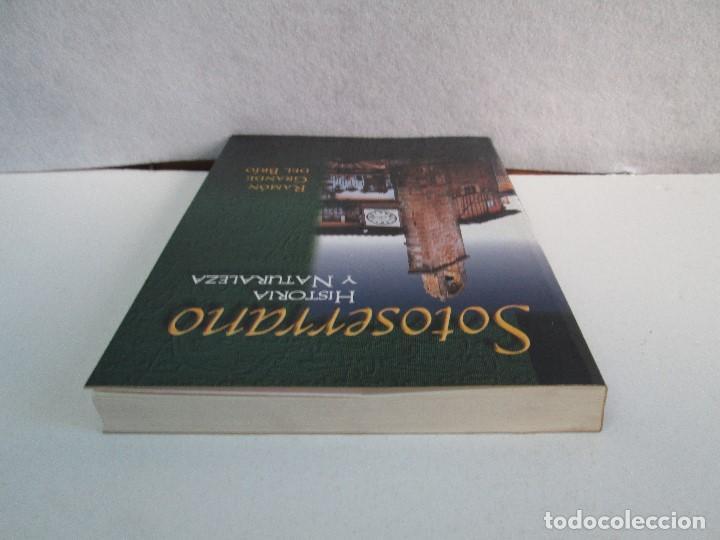 Libros de segunda mano: SOTOSERRANO: HISTORIA Y NATURALEZA. RAMON GRANDE DEL BRIO. - Foto 5 - 71052217