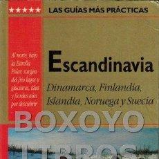 Libros de segunda mano: ESCANDINAVIA. DINAMARCA, FINLANDIA, ISLANDIA, NORUEGA Y SUECIA. Lote 71237641