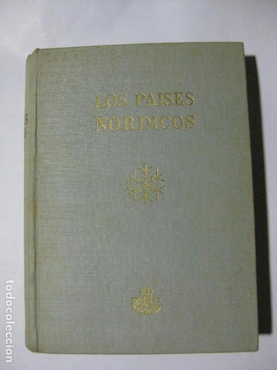 LOS PAÍSES NÓRDICOS - DORÉ OGRIZEK - EDICIONES CASTILLA 1959 - DINAMARCA NORUEGA SUECIA FINLANDIA (Libros de Segunda Mano - Geografía y Viajes)