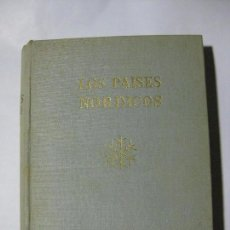 Libros de segunda mano: LOS PAÍSES NÓRDICOS - DORÉ OGRIZEK - EDICIONES CASTILLA 1959 - DINAMARCA NORUEGA SUECIA FINLANDIA. Lote 71789295