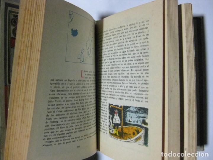 Libros de segunda mano: LOS PAÍSES NÓRDICOS - DORÉ OGRIZEK - EDICIONES CASTILLA 1959 - DINAMARCA NORUEGA SUECIA FINLANDIA - Foto 4 - 71789295