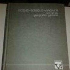 Libros de segunda mano - GEOGRAFIA GENERAL UNIVERSO Edción 1. 970-Vicens-Bosque-Wagner. - - 72898223