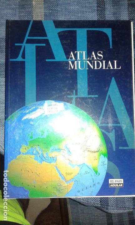 ATLAS MUNDIAL DE EL PAIS AGUILAR (Libros de Segunda Mano - Geografía y Viajes)