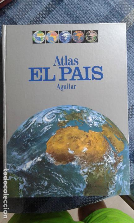 ATLAS MUNDIAL EL PAIS AGUILAR (Libros de Segunda Mano - Geografía y Viajes)