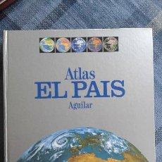 Libros de segunda mano: ATLAS MUNDIAL EL PAIS AGUILAR. Lote 63553888