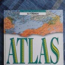 Libros de segunda mano: ATLAS ENCICLOPEDICO MUNDIAL. Lote 63554912