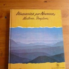 Libros de segunda mano: ITINERARIOS POR NAVARRA. MONTAÑA PAMPLONA SALVAT. 1979 194PP. Lote 74229739