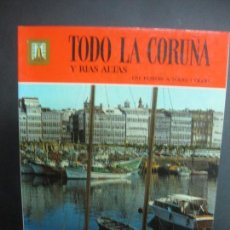 Livros em segunda mão: TODO LA CORUÑA Y RIAS ALTAS. ESCUDO DE ORO 1981.. Lote 74230307