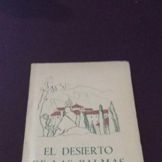 Libros de segunda mano: EL DESIERTO DE LAS PALMAS. Lote 74756075