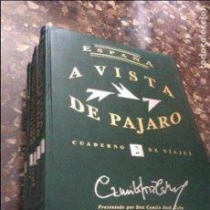 Libros de segunda mano: ESPAÑA A VISTA DE PÁJARO (POR CAMILO JOSÉ CELA) 6 TOMOS. Lote 75313627