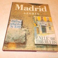 Libros de segunda mano: MADRID AZORIN. Lote 75498867