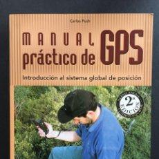 Libros de segunda mano - MANUAL PRÁCTICO DEL GPS (CARLOS PUCH) - 75765546