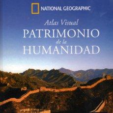 Libros de segunda mano: ATLAS VISUAL PATRIMONIO DE LA HUMANIDAD. ASIA I (NATIONAL GEOGRAFIC). Lote 76183635