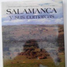 Libros de segunda mano: SALAMANCA Y SUS COMARCAS. Lote 78397605