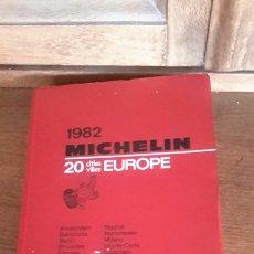 Libros de segunda mano: GUIA MICHELIN DE 1982. Lote 78550246