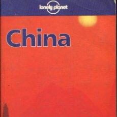 Libros de segunda mano: LONELY PLANET --CHINA. Lote 78599669