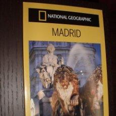 Livros em segunda mão: GUIA DE VIAJE NATIONAL GEOGRAPHIC,MADRID. Lote 79712045