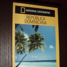 Livros em segunda mão: GUIA DE VIAJE NATIONAL GEOGRAPHIC,REPUBLICA DOMINICANA. Lote 79713245
