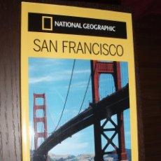 Livros em segunda mão: GUIA DE VIAJE NATIONAL GEOGRAPHIC,SAN FRANCISCO,USA. Lote 79713545