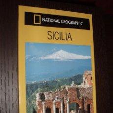 Livros em segunda mão: GUIA DE VIAJE NATIONAL GEOGRAPHIC,SICILIA. Lote 79713917