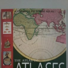 Libros de segunda mano: THE ATLAS OF ATLASES - PHILLIP ALLEN - THE CADBURY COLLECTION - MAPAS -. Lote 80172133