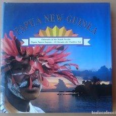 Libros de segunda mano: PAPUA NUEVA GUINEA - EL DORADO DEL PACÍFICO SUR. Lote 159049526