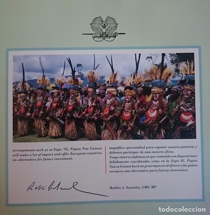 Libros de segunda mano: PAPUA NUEVA GUINEA - El Dorado del Pacífico Sur - Foto 3 - 159049526